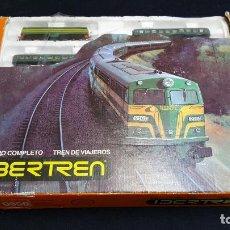 Trenes Escala: IBERTREN N TREN DE VIAJEROS. Lote 121498907