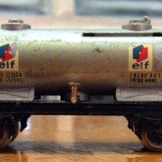 Trenes Escala: IBERTREN, VAGÓN CUBA ELF, AÑOS 70/80. Lote 122817371