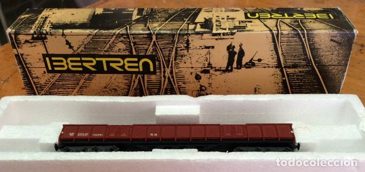 Trenes Escala: IBERTREN, VAGÓN BORDE ALTO , AÑOS 70/80 - Foto 2 - 122905011