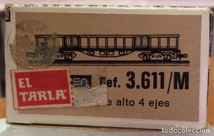 Trenes Escala: IBERTREN, VAGÓN BORDE ALTO , AÑOS 70/80 - Foto 4 - 122905011