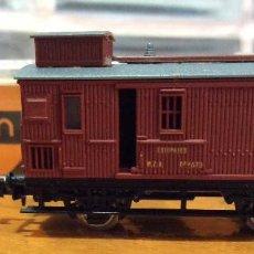 Trenes Escala: IBERTREN,FURGÓN M.Z.A., AÑOS 70/80. Lote 122944771
