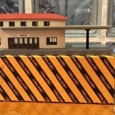 Trenes Escala: IBERTREN, ESTACIÓN SALOU, AÑOS 70/80. Lote 122946263