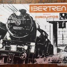 Trenes Escala: IBERTREN, CIRCUITOS, 1ª EDICIÓN. Lote 122974307