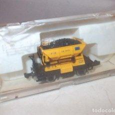 Trenes Escala: IBERTREN VAGONETA MINA MUY BUEN ESTADO,COMPLETA. Lote 125233695