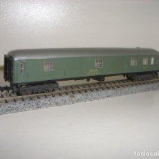 Trenes Escala: IBERTREN N EQUIPAJES VERDE SERIE 8000 (CON COMPRA DE 5 LOTES O MAS ENVÍO GRATIS)2. Lote 127440911