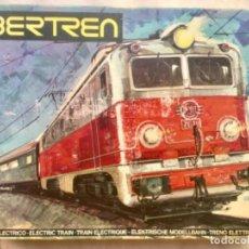 Trenes Escala: IBERTREN 3N-141. COMPLETO. FUNCIONANDO. AÑO 1973. Lote 128481511