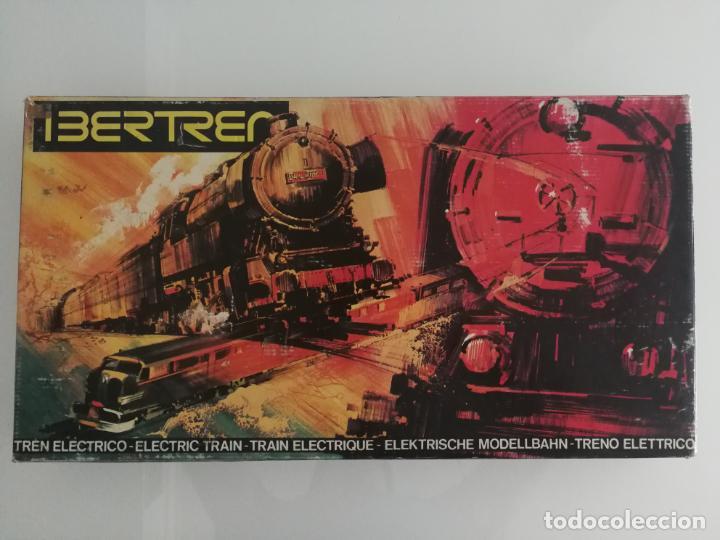 IBERTREN 3N 134 EN CAJA (Juguetes - Trenes a escala N - Ibertren N)