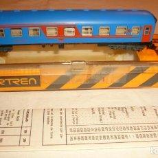 Trenes Escala: VAGON RESTAURANTE IBERTREN N (NUEVA IMAGEN 2ª VERSIÓN) REF. 242. Lote 132027154