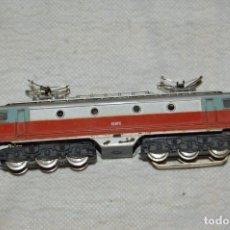 Trenes Escala: LOCOMOTORA IBERTREN 3N - ESCALA N (3N) - MADE IN SPAIN - ANTIGUA - MIRA LAS FOTOS - ¡MIRA!. Lote 133378462