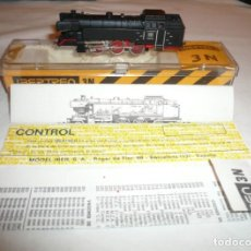 Trenes Escala: LOCOMOTORA DE VAPOR S.66-D.B. REF. 017 IBERTREN 3N. Lote 133584774