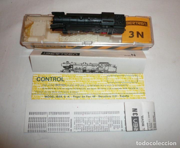 Trenes Escala: LOCOMOTORA DE VAPOR S.66-D.B. REF. 017 IBERTREN 3N - Foto 7 - 133584774