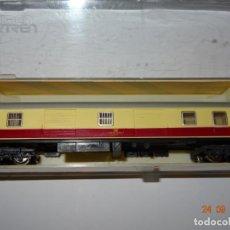 Trenes Escala: ANTIGUO FURGÓN DE EQUIPAJES DE LA DB REF. 212 EN ESCALA *N* DE IBERTREN. Lote 134244162