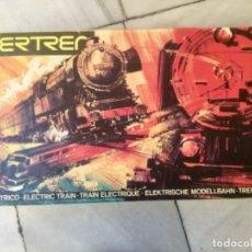 Trenes Escala: IBERTREN 3N-134. COMPLETO. FUNCIONANDO. AÑOS 70. Lote 135841410