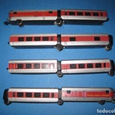 Trenes Escala: VAGONES TALGO IBERTREN ESCALA N. Lote 136257974