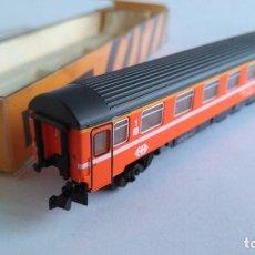 Trenes Escala: IBERTREN 2N VAGÓN COCHE PASAJEROS 1ª . NUEVO, EN CAJA. Lote 139238234