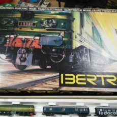 Trenes Escala - ANTIGUA CAJA IBERTREN REF 132 FUNCIONANDO - 139323410