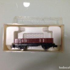 Trenes Escala - TREN, IBERTREN 321, VAGÓN BORDE MEDIO 2 EJES MARRON - 142177486