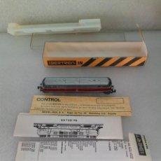 Trenes Escala: LOCOMOTORA DIESEL B.B. - DB DE IBERTREN, REF. 019, ESCALA 3N CON PAPELES. Lote 142304718