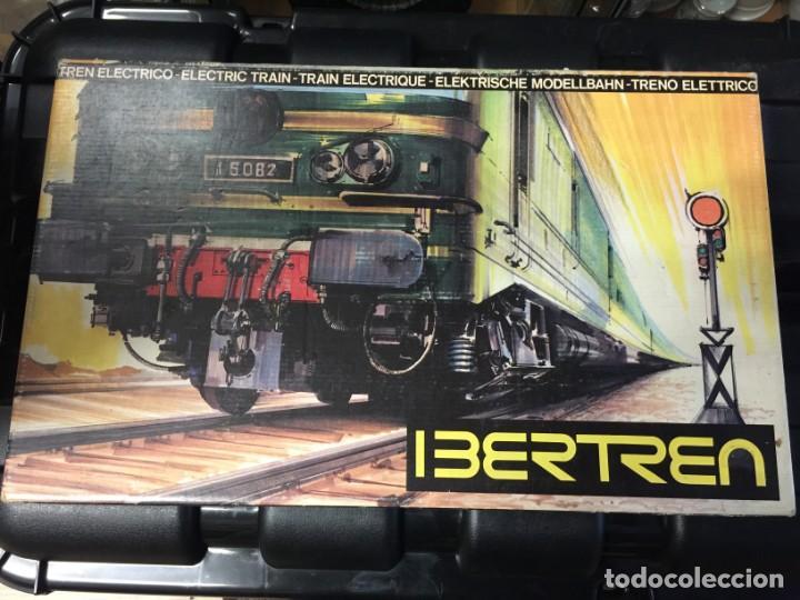 CAJA IBERTREN 3 N NUMERO 132 (Juguetes - Trenes a escala N - Ibertren N)