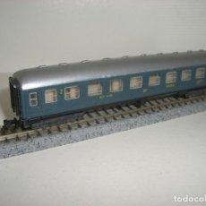 Trenes Escala: IBERTREN N PASAJEROS SERIE 8000 1ª AZUL (CON COMPRA DE 5 LOTES O MAS ENVÍO GRATIS). Lote 144251154