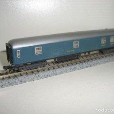 Trenes Escala: IBERTREN N EQUIPAJES SERIE 8000 AZUL (CON COMPRA DE 5 LOTES O MAS ENVÍO GRATIS). Lote 144251354