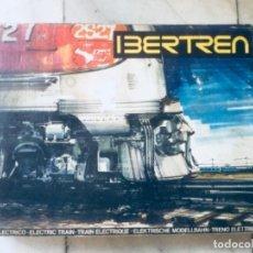 Trenes Escala: IBERTREN 3N-113. COMPLETO. AÑOS 70. Lote 145586486