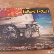 Trenes Escala: IBERTREN MOD. 113. ESCALA 3N. CAJA VACÍA. Lote 144705958