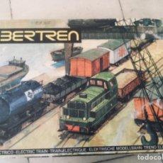 Trenes Escala: IBERTREN 3N-111. COMPLETO. FUNCIONANDO. AÑOS 70. Lote 145974558