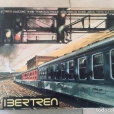 Trenes Escala - Ibertren 3N-116. Completo. Funcionando. Años 70 - 145976990