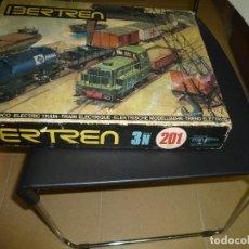 Trenes Escala: CAJA IBERTREN 201. Lote 146645702