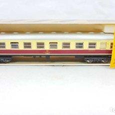 Trenes Escala: IBERTREN REF. 210 ANTIGUO VAGON DE VIAJEROS 1ª CLASE DE LA DB EN ESCALA N. Lote 150329050