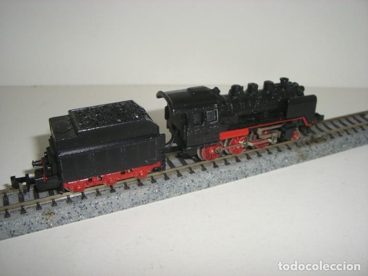 Trenes Escala: IBERTREN 3N locomotora vapor FFA (Con compra de 5 lotes o mas envío gratis) - Foto 2 - 150984922