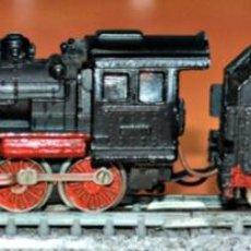 Trenes Escala: LOCOMOTORA DE VAPOR F.F.A. DE IBERTREN REF. 013. ESCALA 3N.. Lote 151137402