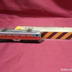 Trenes Escala: LOCOMOTORA ELÉCTRICA. RENFE 7671. IBERTREN.. Lote 151396842