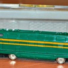 Trenes Escala: LOCOMOTORA DIESEL B.B. RENFE DE IBERTREN REF. 954. ESCALA 2N O N.. Lote 151415306