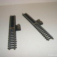 Trenes Escala: IBERTREN 3N 2 CONECTORES DE CORRIENTE (CON COMPRA DE 5 LOTES O MAS ENVÍO GRATIS). Lote 151424042
