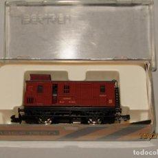 Trenes Escala: ANTIGUO FURGÓN DE EQUIPAJES Y CORREOS ESCALA *N* REF. 223 DE IBERTREN. Lote 151435526