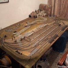 Trenes Escala: MAQUETA DE TREN ELECTRICA. Lote 151558893