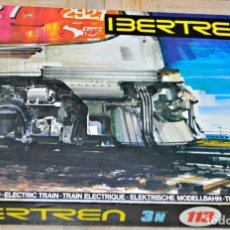 Trenes Escala: EQUIPO COMPLETO IBERTREN REFERENCIA 113. ESCALA 3N. Lote 151654850