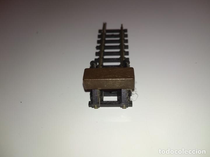 Trenes Escala: Ibertren 2N. Vía tope + recta pequeña regalo - Foto 2 - 181940397