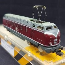 Trenes Escala: IBERTREN 3N REF. 019 LOCOMOTORA DIESEL CONVERTIDA A ELECTRICA. Lote 152154526