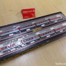 Trenes Escala: PACK DE VAGONES IBERTREN TALGO ESCALA N. Lote 153108334