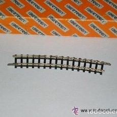Trains Échelle: VIA CURVA 15 GRADOS IBERTREN R 329 M/M REF: 0913 - ARTICULO NUEVO. Lote 153577666