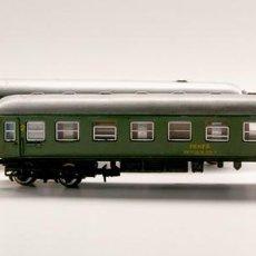 Trenes Escala: IBERTEN N LOTE VAGONES 203 - 205 RENFE SERIE 8000. Lote 156656838