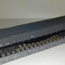 Trenes Escala: IBERTREN N BORDE ALTO 4 EJES (CON COMPRA DE 5 LOTES O MAS ENVÍO GRATIS). Lote 160008762