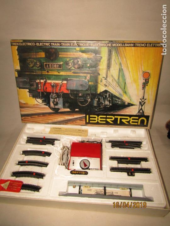 Trenes Escala: Antigua Caja Ref. 132 en Escala *3-N* de IBERTREN - Foto 2 - 160471222