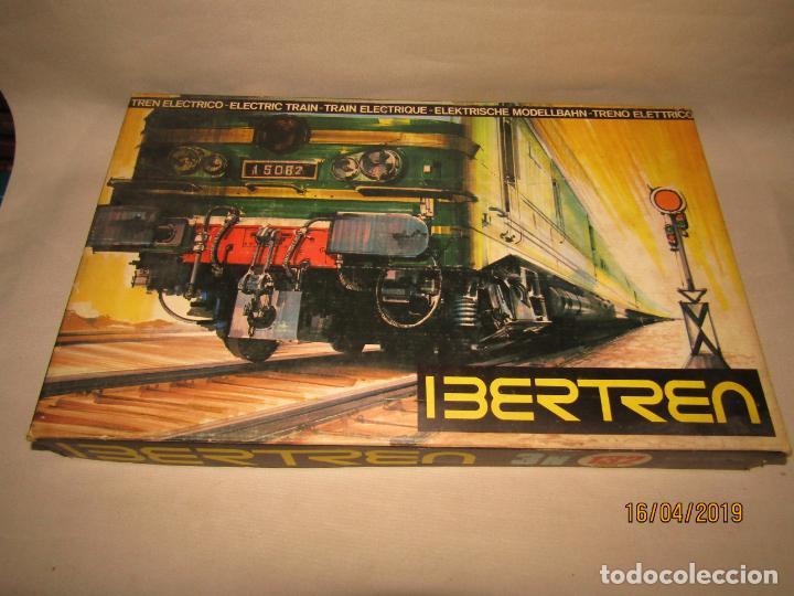 Trenes Escala: Antigua Caja Ref. 132 en Escala *3-N* de IBERTREN - Foto 4 - 160471222