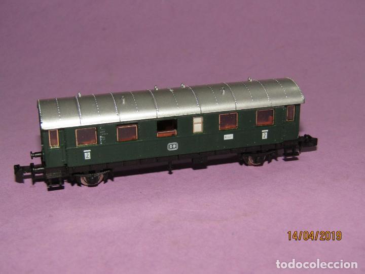 Trenes Escala: Antigua Coche de Viajeros 2ª Clase en Escala *N* Ref. 209 de IBERTREN - Foto 4 - 160534854