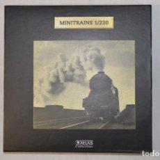 Trenes Escala: MINITRAINS 1/220. SHINKANSEN. ESC. Z. PLANETA DEAGOSTINI. 2011. ROMANJUGUETESYMAS. Lote 161700274