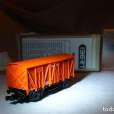 Trenes Escala: VAGON IBERTREN N REF. 347. Lote 163531614